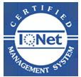 Dreherei Gabrieli ist ein nach ISO 9001: 2015 zertifiziertes Unternehmen